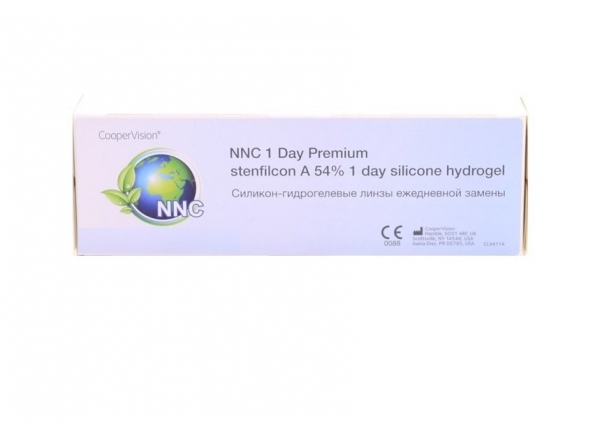 NNC 1-Day Premium (stenfilcon)