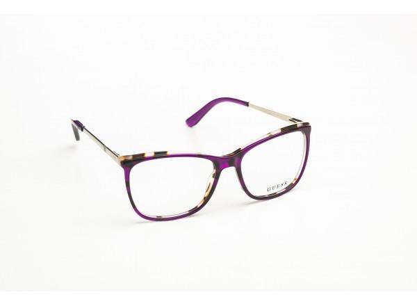 Женская фиолетовая оправа Guess (Италия)