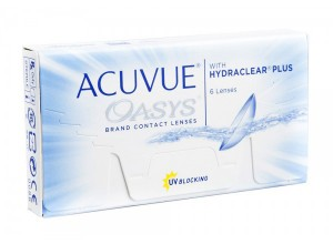 ACUVUE OASYS WITH HYDRACLEAR PLUS 6