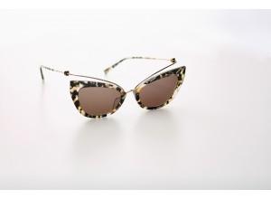 Итальянские солнцезащитные очки Max Mara 58