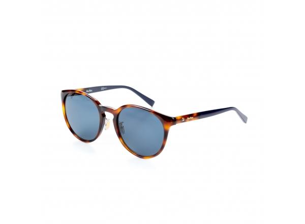 Синие солнцезащитные очки Max Mara